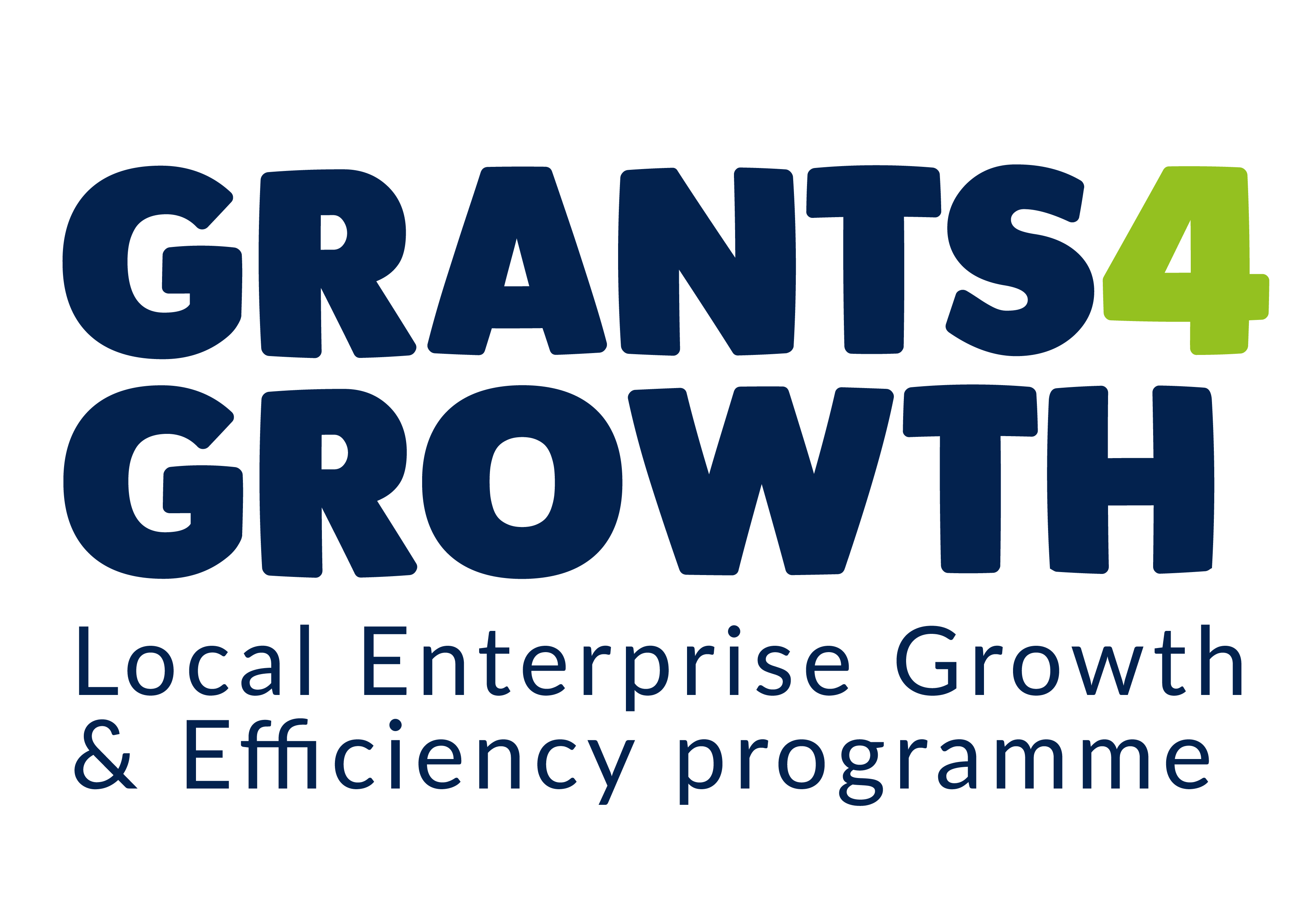 Grants4Growth logo