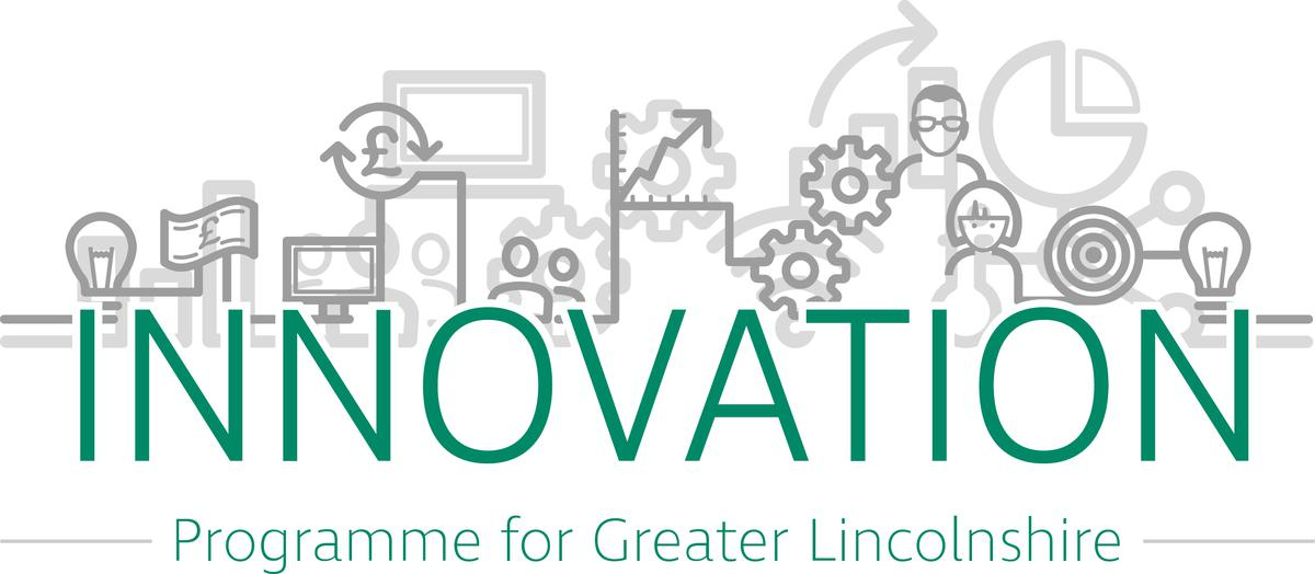Innovation Programme For Greater Lincolnshire logo